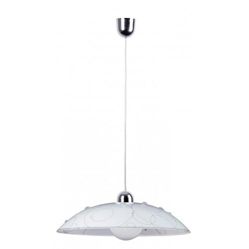 Rábalux 1864 Jolly,  závesná  lampa  1 dielna, fix