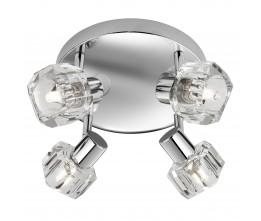 Searchlight 3764CC-LED Triton, LED Stropné svietidlo