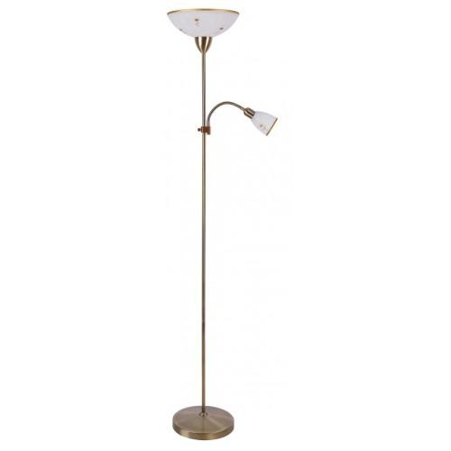 Rábalux 4009 Art flower, stojacia lampa s káblovým spínačom