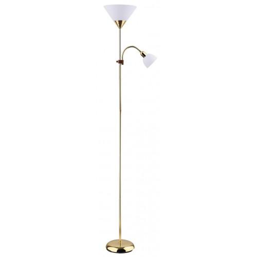 Rábalux 4060 Action, 2-ram. stojacia lampa s káblovým spínačom