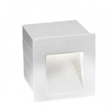 Nowodvorski 6908 STEP LED white, vstavané LED svietidlo, IP44