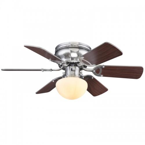 GLOBO 0307WE UGO, Ventilátor se svítidlem