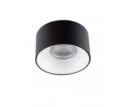 Kanlux 27577 MINI RITI GU10 B/W, Vestavěné bodové svítidlo