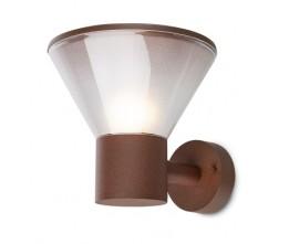 REDO 9687 WIT, Vonkajšie nástenné svietidlo