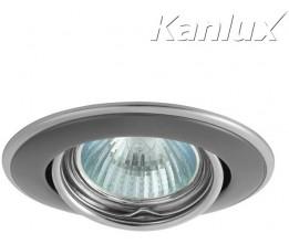 Kanlux  02834 HORN CTC-3115-GM/N, podhľadové bodové svietidlo