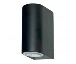 Searchlight 8008-2BK-LED OUTDOOR&PORCH, exteriérové svietidlo