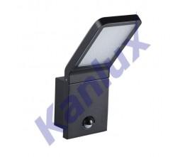 SEVIA LED 26-SE Záhradné svietidlo LED s čidlom pohybu 23551 Kanlux