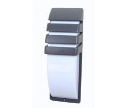 LED-POL ORO10022 DELTA vonkajšie nástenné svietidlo