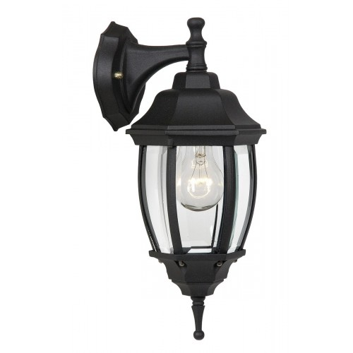 Lucide 11833/01/30 Outdoor lighting down H37cm E27/60W Black