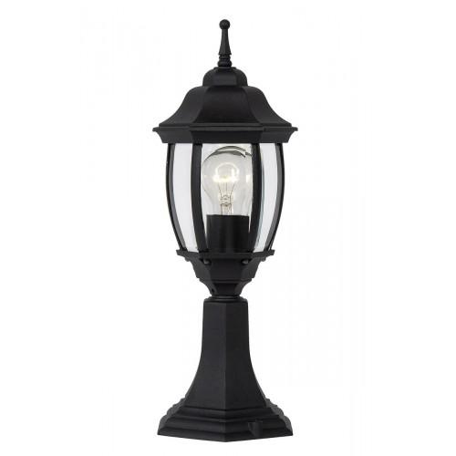 Lucide 11834/01/30 Outdoor lighting socle H47cm E27/60W Black