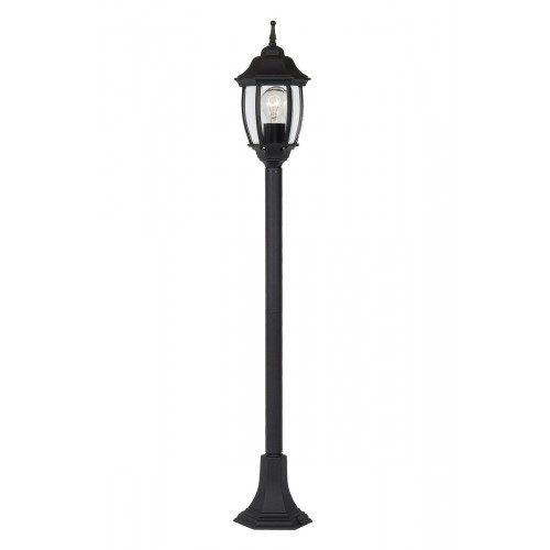 Lucide 11835/01/30 Outdoor lighting post H110cm E27/60W Black