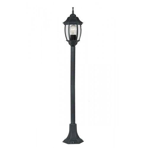 Lucide 11835/01/45 Outdoor lighting post H110cm E27/60W Green