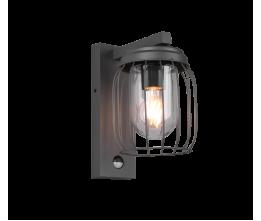 TRIO LIGHTING FOR YOU 210869142 TUELA, Venkovní nástěnné svítidlo se senzorem
