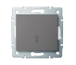 Kanlux LOGI 25250 Schodiskový vypínač  10AX - 250V~,grafit
