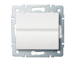 Kanlux LOGI 25087 Zásuvka IP44  16A - 250V~,biely