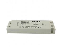 Kanlux 08550 DRIFT LED 3-18W - Elektronický napěťový transformátor 12V