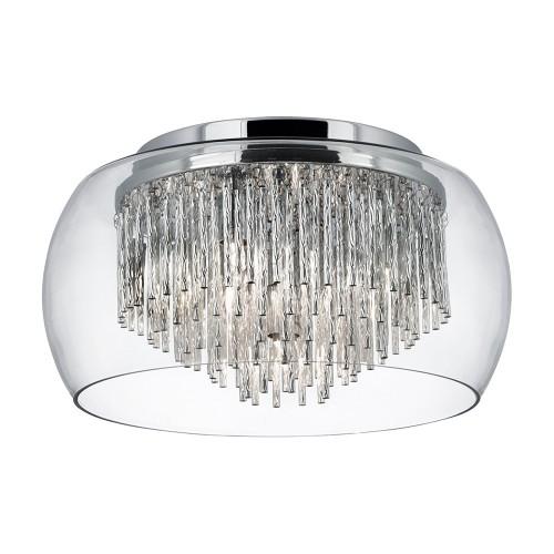 Searchlight 4624-4CC ALERA, Exkluzívne stropné svietidlo