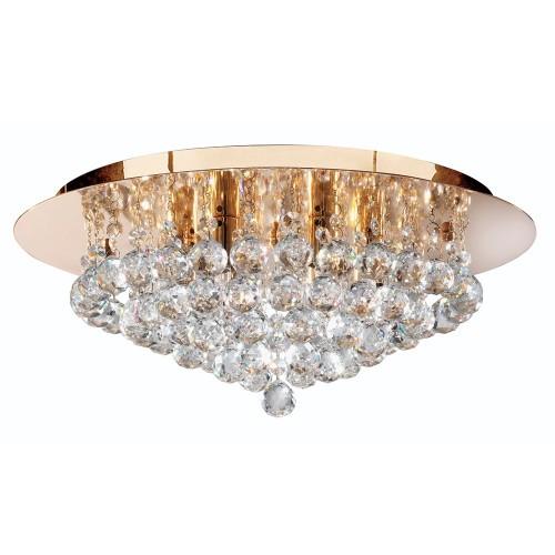 Searchlight  3406-6GO HANNA, Exkluzívne stropné svietidlo