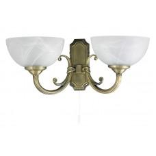 Rábalux 8542 Marlene, 2-ram. nástenná lampa