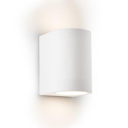 Searchlight 8436 GYPSUM, nástenné svietidlo