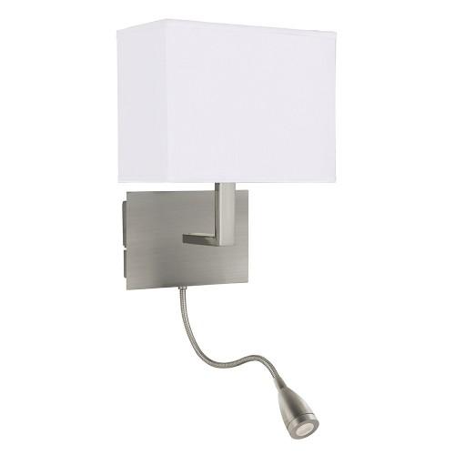 Searchlight 6519SS WALL, LED nástenné svietidlo