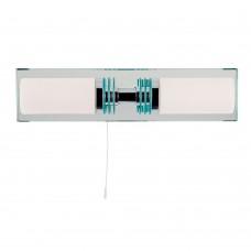 Searchlight 5612-2CC-LED Lima, Nástenné svietidlo