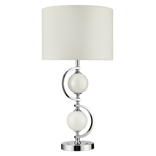 Searchlight 1965WH TABLE AND FLOOR, stolná lampa
