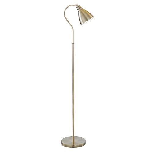 Searchlight EU5026AB LIBRA, stojacia lampa
