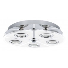 Eglo 30933 DL/5 GU10-LED CHROM/SATINIERT CABO