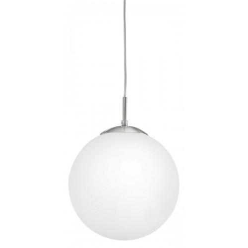 Eglo 85262 HL/1 DM250 NICKEL-MATT/OPAL-MATT RONDO Závesné svietidlo