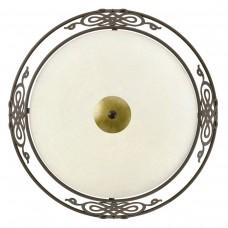 Eglo 86712 DL/2 DM395 ANTIK-BRAUN/GOLD MESTRE  Stropné svietidlo