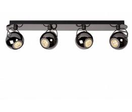 Lucide 26950/24/09 MINI-COMET LED Spot 4xGU10/3W 53/9/14cm
