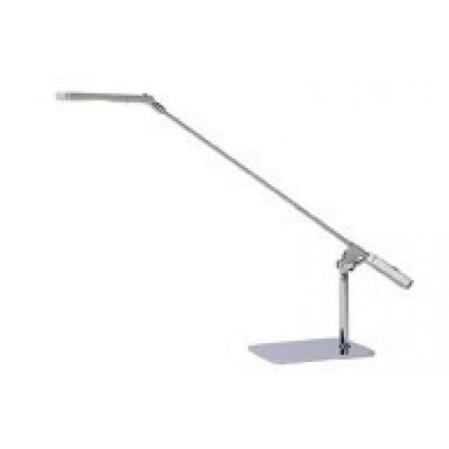 Lucide 36601/05/12 STRATOS Desk Lamp LED 5W 3000K 425LM Sil