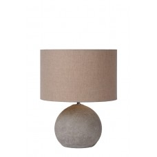 Lucide 71540/81/41 BOYD Table Lamp E27 H35 D28cm Tapue