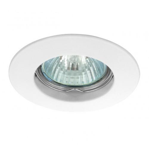 Kanlux  02580 LUTO CTX-DS02B-W, podhľadové bodové svietidlo