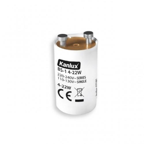 Kanlux 07180 BS-14-22W, štartér do žiariviek