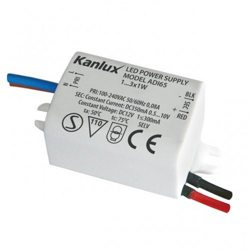 Kanlux 01440 ADI65 (3,6VA), elektronický transformátor