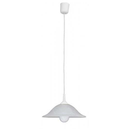 Rábalux 3905 Alabastro, závesná lampa, D30, fix