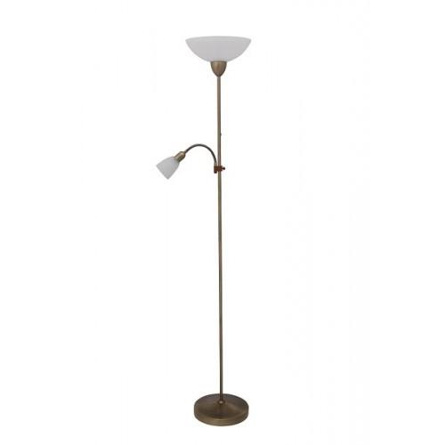 Rábalux 4019 Pearl, 2-ram. stojacia lampa