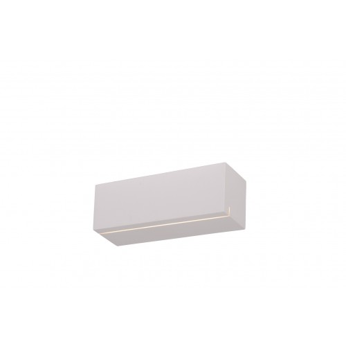 Lucide 29204/01/31 BLANKO Wall light G9/40W L22cm H7,5cm White