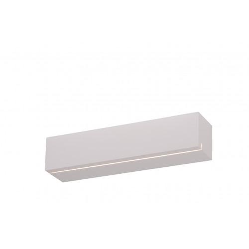 Lucide 29204/02/31 BLANKO Wall light 2xG9/40W L35cm H7,5cm White
