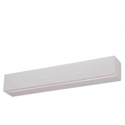 Lucide 29204/03/31 BLANKO Wall light 3xG9/40W L50cm H7,5cm White