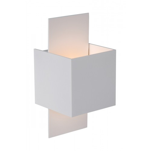 CUBO Wall light 1xG9/40W in White/out White