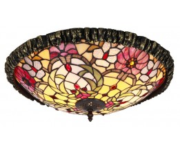 Rábalux 8087 Mirella, stropnica, tiffany lampa