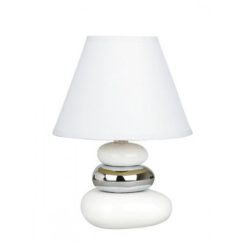 Rábalux 4949 Salem, stolová lampa s káblovým spínačom