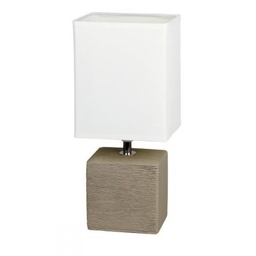 Rábalux 4930 Orlando, stolová lampa s káblovým spínačom