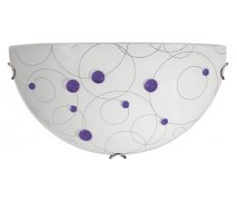 Rábalux 1961 Jolly lilac,  nástenná lampa