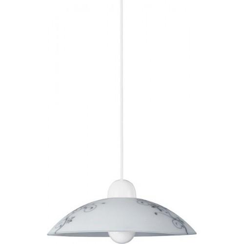Rábalux 1848 Bloomy, závesná lampa, fix