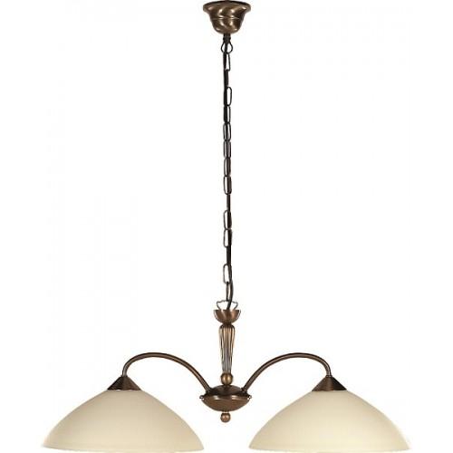 Rábalux 8177 Regina, 2-ram. závesná lampa