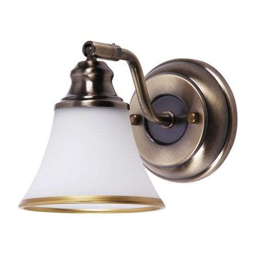 Rábalux 6545 Grando, lampa do kúpeľne, nástenná